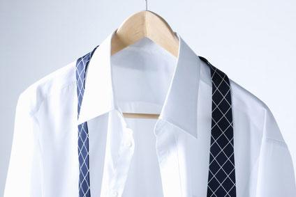 Brandfleck auf weißem Hemd (Foto: Paylessimages <a href=